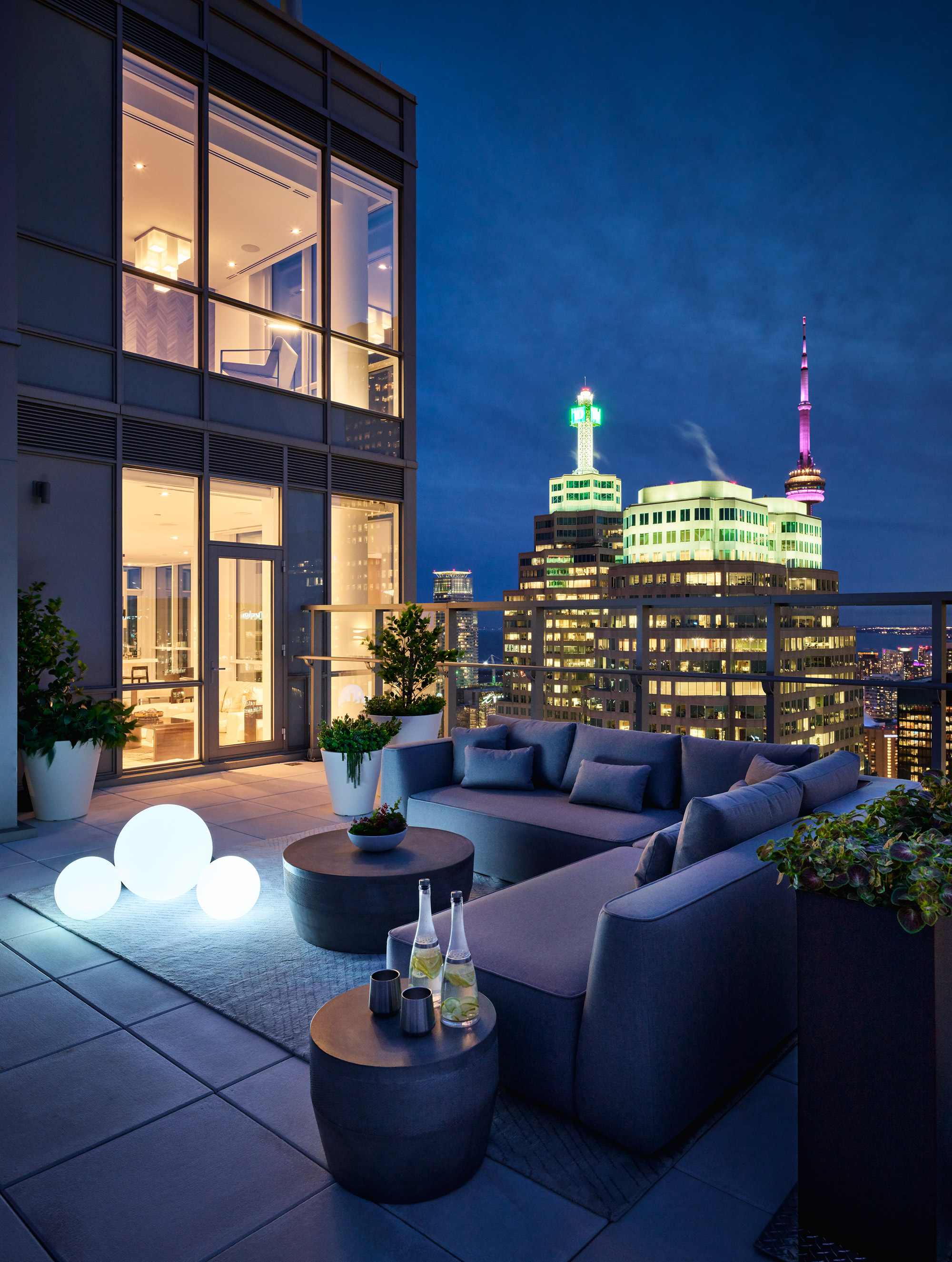 Brilliantly Designed Penthouses In The Heart Of Downtown Toronto