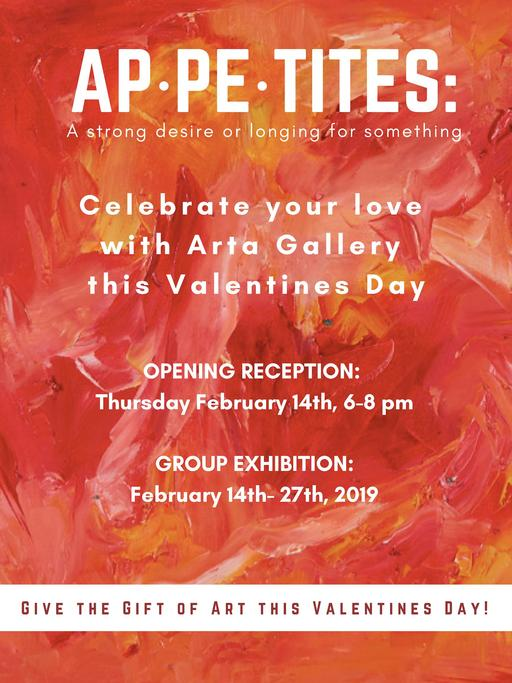 Exhibition Opening Reception: Appetites