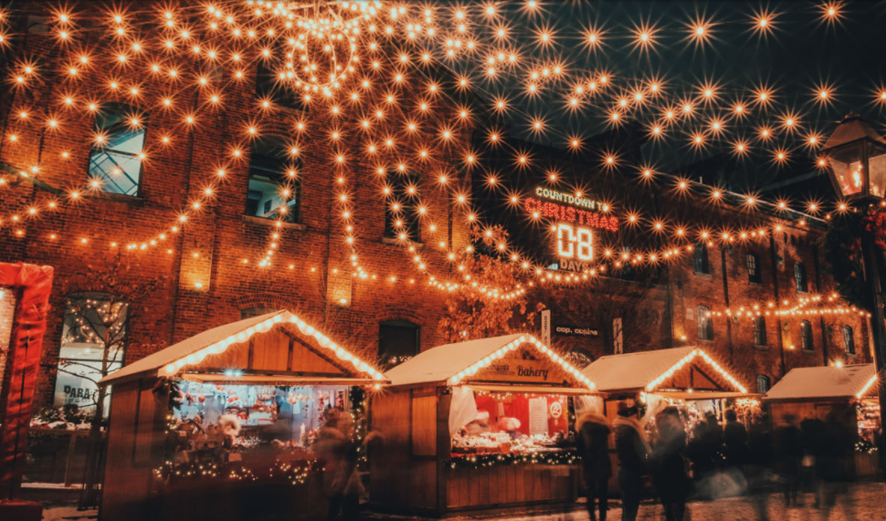 2017 Toronto Christmas Market Is Here
