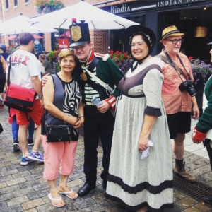 History Comes Alive in Old Town Toronto
