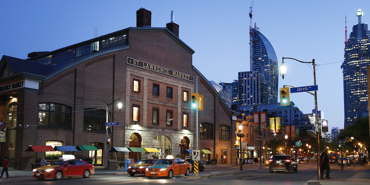St. Lawrence Market Being Transformed Into A Night Market Next Month