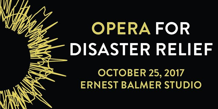 Opera for Disaster Relief