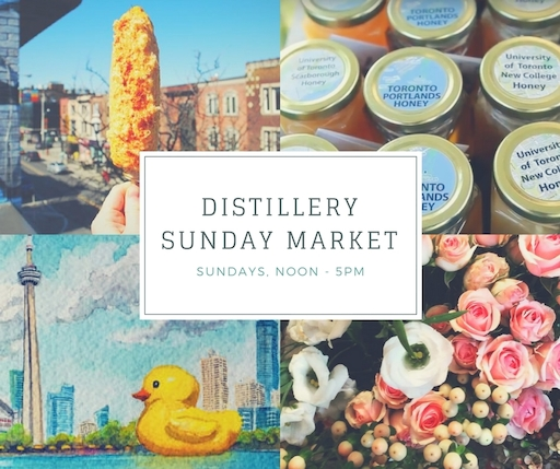 2018 Distillery Sunday Market