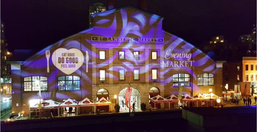 St. Lawrence Market opens after dark for one night only this week