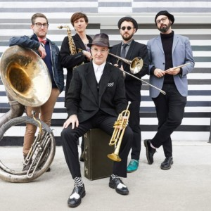 Music in Old Town Toronto presents: Electro Swing in the Temporary North Market