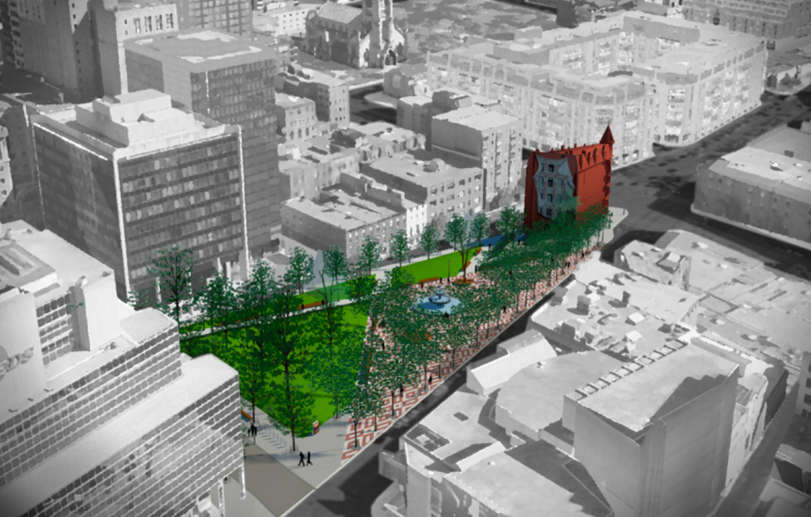 Berczy Park Official Re-Opening