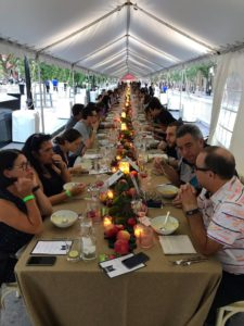 Feast of St. Lawrence – Dinner Under the Stars
