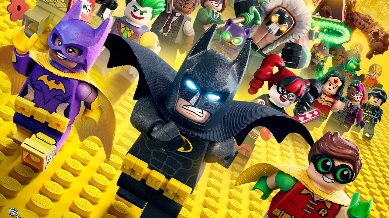 The LEGO Batman Movie in St. James Park