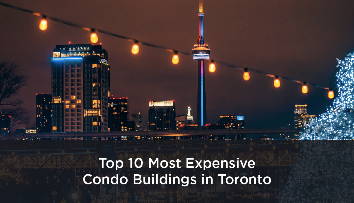 The Most Expensive Toronto Condos in 2018