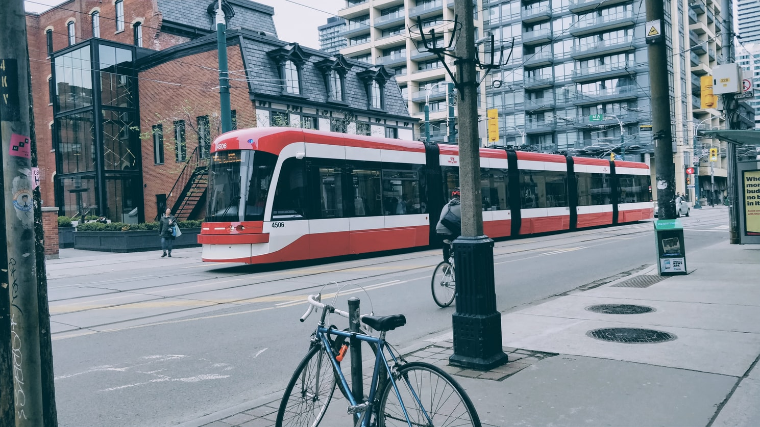 What is the King Street Pilot?