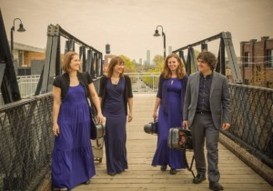 Music in St. James Park w/ Venuti String Quartet & special guest from Opera Atelier